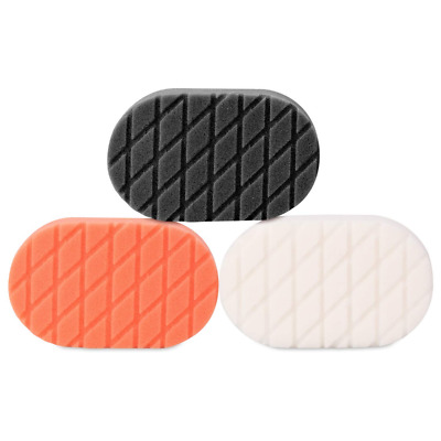 Light Cut and Finish Applicator Polishing Pad, Buffing Pads Set For Car Wax Buff