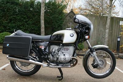 Bmw R90S Bmw R90 S 1974 Bmw R90S Restored And Immaculate Collectors Dream