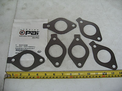 Exhaust Manifold Gaskets for Caterpillar C10 C12. Qty.6 PAI# 331335 Ref# 1095313