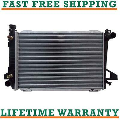 Radiator For 85-96 Bronco F150 F250 F350 4.9 L6 Fast Free Shipping Direct Fit