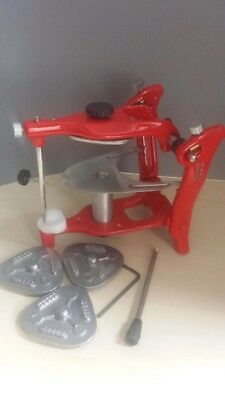 Surgical Dental Stainless Steel Dental Operating ASA Red Articulator