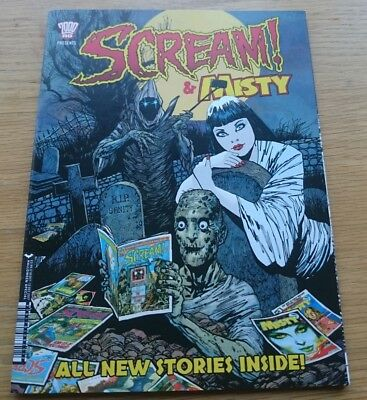 Scream & Misty Special  2000AD (2017)