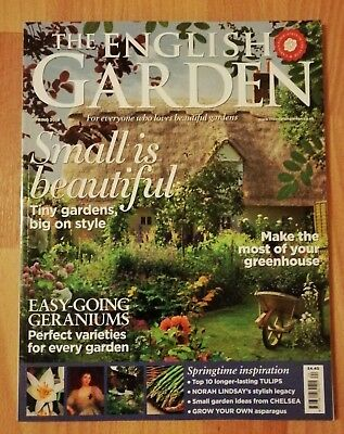 The English Garden Magazin 2018 Spring
