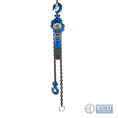 0,75T lever hoist 750kg chain manual hand ratchet winch lift pulley chain hoist