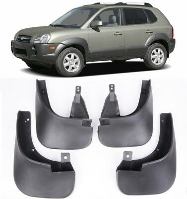 OEM New Set Splash Guards Mud Guards Flaps Fit For 2005-2009 Hyundai Tucson SUV