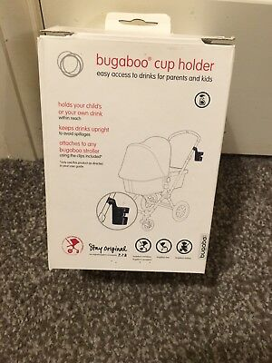Bugaboo Cupholder With Attachment Clips