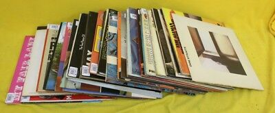 Large Job Lot of Vinyl's #STW WH JT