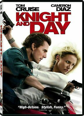 Knight and Day [DVD] *used