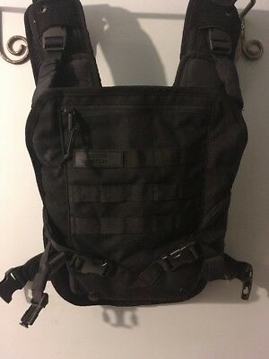 Mission  Critical Baby Carrier Black Tactical