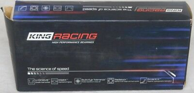 """King Connecting Rod Bearing Set CR808HPND010; HP Performance .010/"""" for Chevy BBC"""