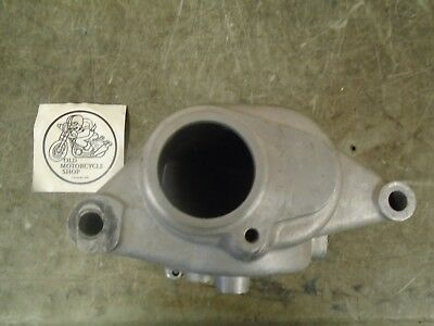 Norton 750 Gearbox Shell Transmission Case Pre 1964 Oem N12877