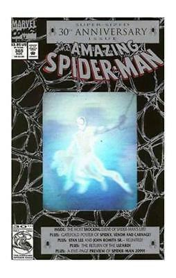 The Amazing Spider-Man #365 (Aug 1992, Marvel)