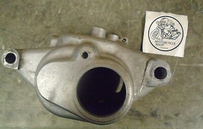 Norton Commando 750 Gearbox Shell Transmission Case Oem 206421 G