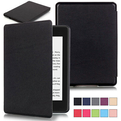 Magnetic Leather Smart Case Cover For Amazon Kindle Paperwhite 4 10th Gen 2018