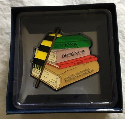 Harry Potter Hufflepuff Or Ravenclaw Pin Boxed Fantastic Beasts Book Badge Choic