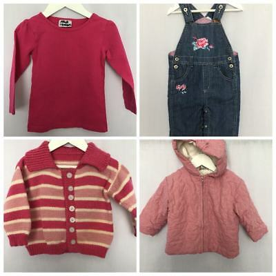 Baby Girls Lot Size 1 Pumpkin Patch Dymples Casual #G231