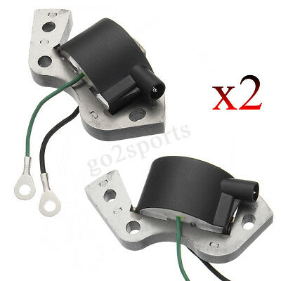 (x2) Outboard Motor Ignition Coil For Johnson Evinrude OE: 584477 0584477 582995