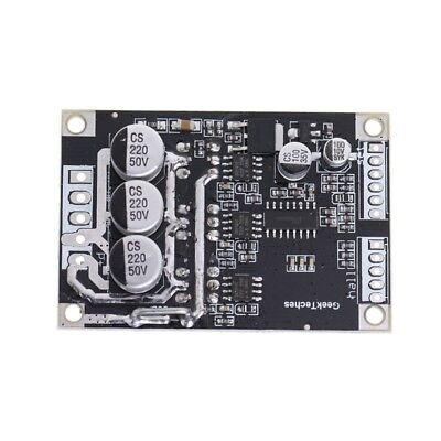 15A 500W DC12V-36V Brushless Motor Speed Controller BLDC Driver Board with Hall