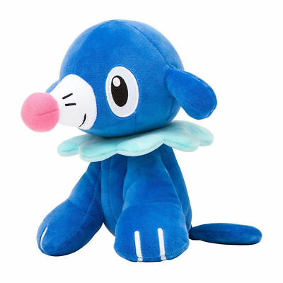 Pokemon Center POPPLIO Plush Toy Generation VII Sun Moon Gift Present 8inch 18cm
