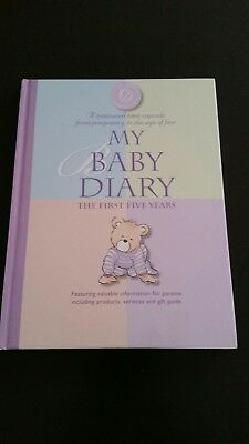 Baby Book/diary