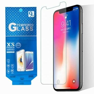 FLAT UNIVERSAL FIT Samsung S7Edge S8/S9 Plus Note 5,8,9 Tempered Glass Protector