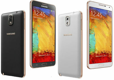 "5.7"" Samsung Galaxy Note 3 SM-N9005 16G/32GB GSM AT&T Unlocked 4G LTE Smartphone"
