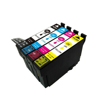 Kit 10 Cartucce Compatibili Per Epson Xl Xp-435 Xp-245 Xp-247 Xp-345 Xp-342
