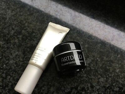 ARTDECO. Eyeshadow Base. 5ml und pure Mineral Base sensitive 7ml