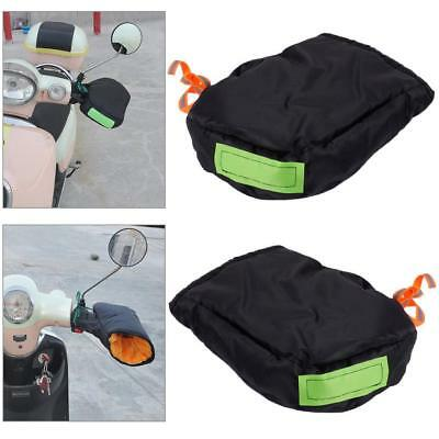 1 Pair Motorcycle Warmer Gloves Scooter Handlebar Muffs Thermal Protection Hand