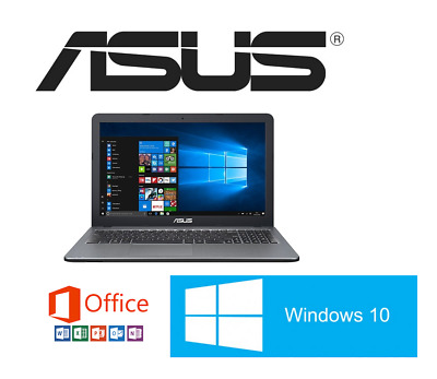OFERTA REYES PORTATIL ASUS INTEL 4GB 500GB incluye  WINDOWS 10 + OFFICE