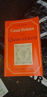 Stanley Gibbons Specialised GB Stamp Catalogue Queen Victoria