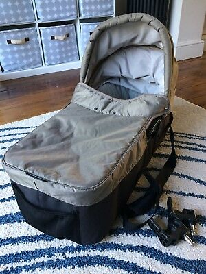 Baby Jogger Compact carrycot bassinet with adapters for City Mini/GT