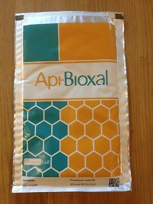 Api-Bioxal  (35g) - Verroa Control - expiry Dec 2020 - Beekeeping Supplies UK