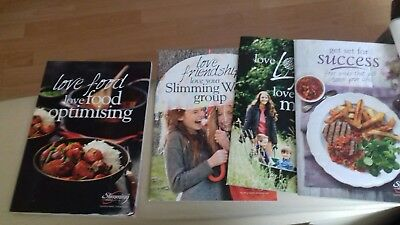Slimming World Started Pack With Food Diaries