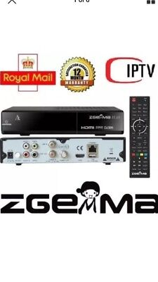 Genuine MAG322W1 323W1 With In Built Wifi+12 Months Warranty 3000+Channels+VODs