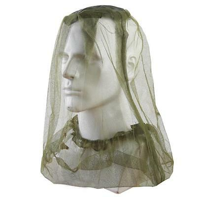 Bee Insect Mosquito Resistance Bug Net Mesh Head Face Protector Cap Hat ONE