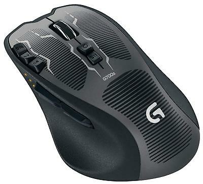 Brand New! Logitech G700S Rechargeable MMO Gaming Mouse