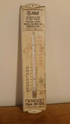 Vintage AT&T Thermometer