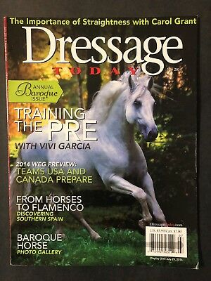Dressage Today Magazine July 2014