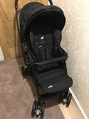 JOIE Pushchair Stroller Buggy Pram GOOD condition With Raincover Baby Stroller