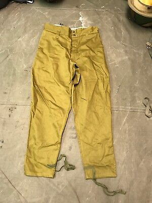 16N Wwi Russia Russian M1912 Trousers- Size 2Xsmall 28 Inch Waist