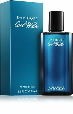 Davidoff Cool Water After Shave Lotion for Men 75 ml