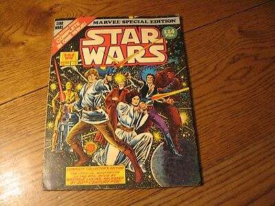 Marvel Special Edition #3 Star Wars  Whitman Treasury 114 pgs Stunning Condtion