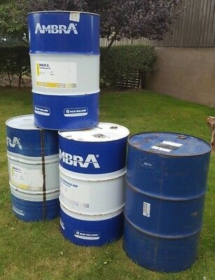 1 oil barrel - empty oil drum - approx 205 / 200 litre 45 gallon