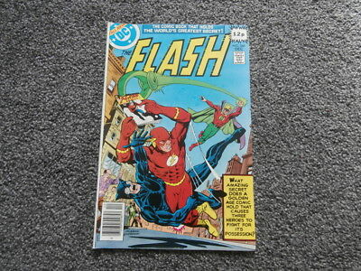The Flash. Number 268. From December 1978. A DC comic.