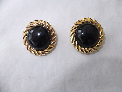 ~ Pair of Vintage ~ Dotty Smith ~ Clip on Earings ~