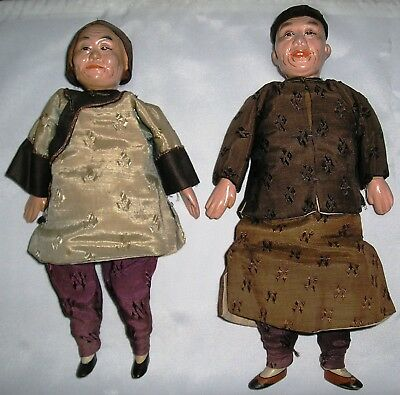 Collectible Chinese Dolls - Ca. 1930's