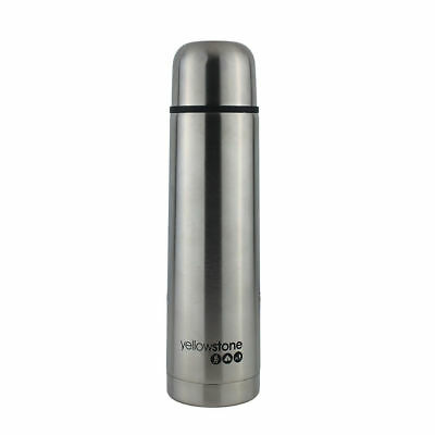 Stainless Steel Insulated Thermos Flask Vacuum Hot Drinks Tea Coffee 500 Ml