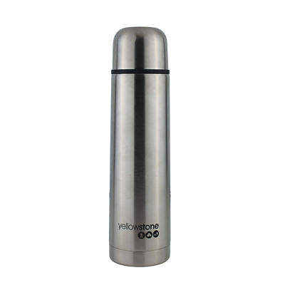Stainless Steel Thermal Cup Water Bottle Insulated Sport Gym Drinks Flask 500ml