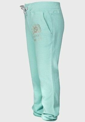 NEW Girls 4 Years Green Sparkly Designer Joggers/jogging Bottoms